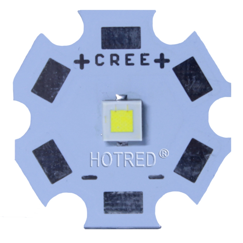 Original CREE XPL XP-L HI V6 1A led 10W 6500K LED Emitter XP-L HI 3535 led chip Cool White High Power LED lamp 1100LM цена