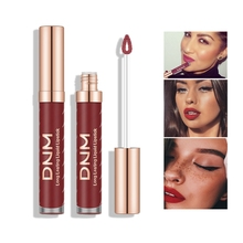12Color Liquid Lipstick Sexy Charming Lip Painted Matte Waterproof Lasting Moisturizer Nonstick Cup Gloss Beauty