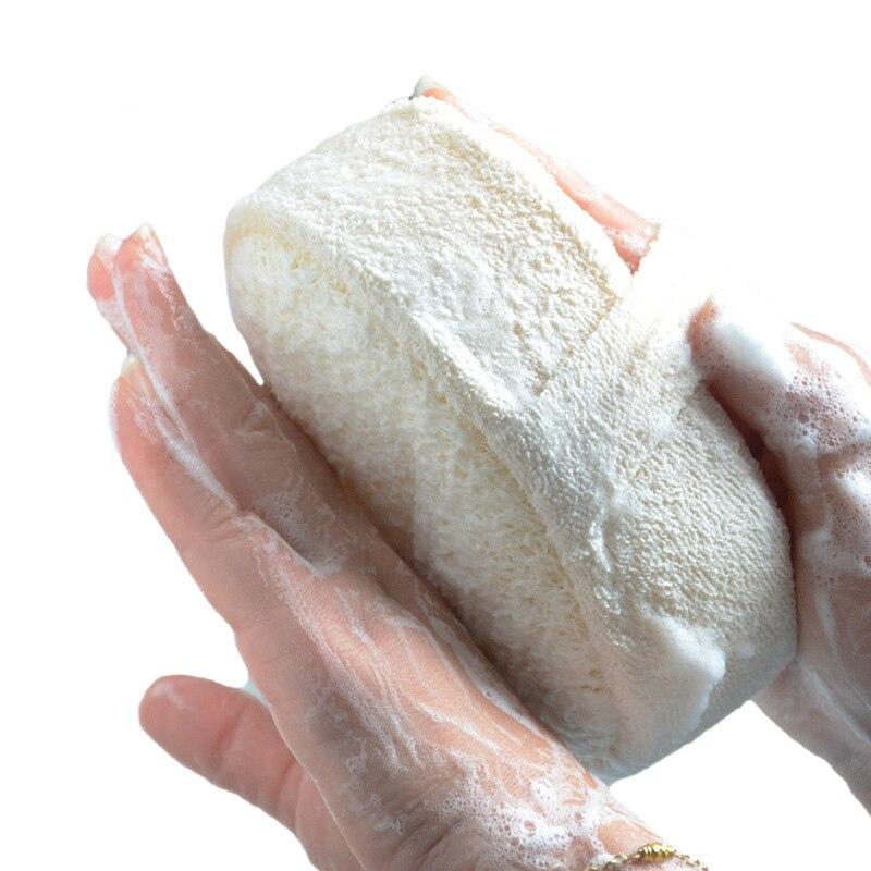 1pcs Bath Brush Back Sponge Shower Massager Spa Scrubber Exfoliating Ball Skin Cleaning & Repairing Brush J19