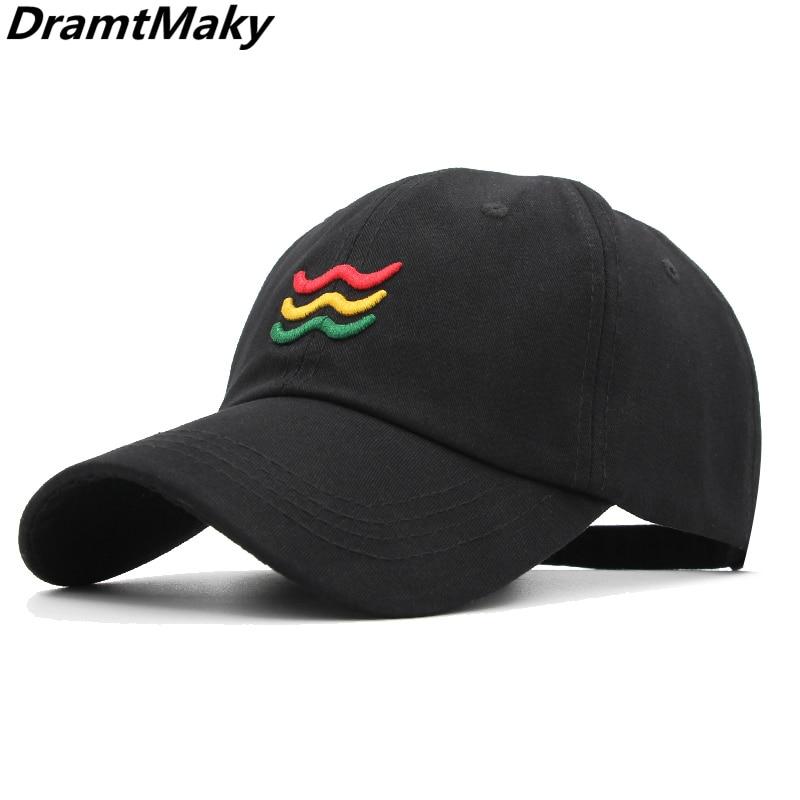 Detail Feedback Questions about New Hot Fashion embroidery Men Women  Baseball Cap Summer Cap Sun Hats Snapback Cap Dad Hat flexfit streetwear  dsq trucker ... 2049485ff823