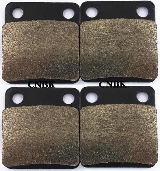 Front Brake Pads For Kawasaki Prairie KVF300 99-02 KVF360 03-10 KVF400 97-02