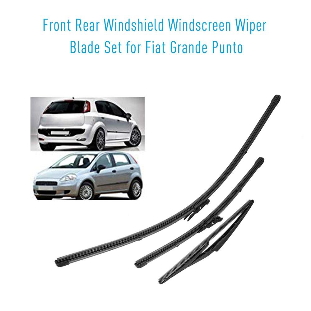 Rear Wiper Blade Fiat Grande Punto 3 or 5 Door 2005 2006 2007