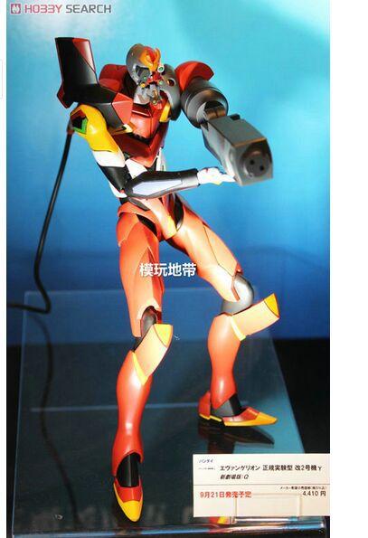EVA Q Neon Genesis Evangelion Asuka Langley Soryu EVA 02 Production assembling robot toy model action