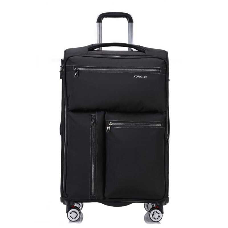 """REIZEN TALE 20 """"24"""" 28 """"inch waterdichte spinner trolley case licht gewicht reizen bagage op wielen-in Rij bagage van Bagage & Tassen op  Groep 1"""