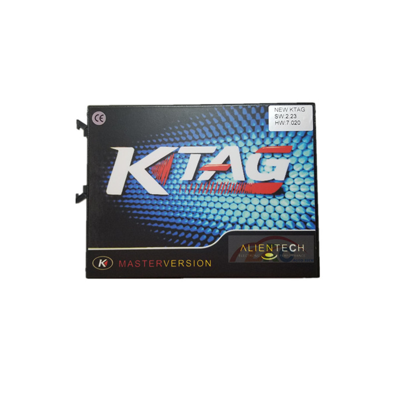 Image 3 - 2019 Newest KTAG V7.020 SW V2.23 Online Master Version KTAG 7.020+Gift 100% No Token Tuning For Car Truck ECU Programming Tools-in Code Readers & Scan Tools from Automobiles & Motorcycles
