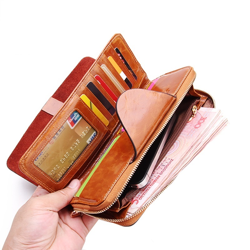 women design wallets fashion zipper coin purse genuine leather carteira mujer couple clutch mobile phone dollar price 2017 women wallet genuine leather purse crocodile mens wallets for mobile phone key holder wristlets zipper clutch carteira