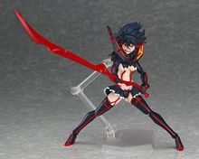 14.5CM Kill La Kill Matoi Ryuuko Movable action figure PVC toys anime toy