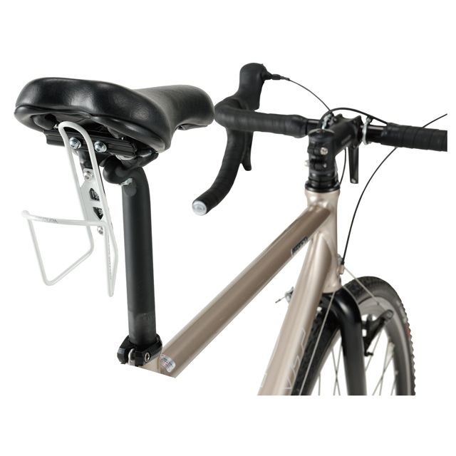 water bottle cage adapter MINOURA SBH80 Rack Bike Saddle Holder Adapter Double Water Bottle Back Cycling Seat