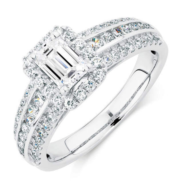 bague diamant discount