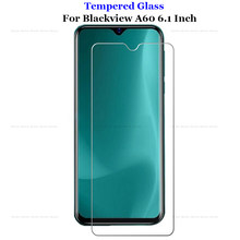 2.5D Clear Tempered Glass for Blackview A60 A20 A9 Pro BV5500 BV9500 BV9600 P10000 Pro Ultra Thin Screen Protector Glass Film 9H(China)