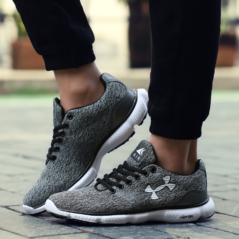 New Sneakers Breathable Jogging for Men Sports Running Shoes Fly Weave Mens Trainers Walking Sport Gym Shoes Zapatillas Hombre 2017 spring summer running shoes for men brand walking sneakers mesh breathable mens trainers jogging sport shoes cheap zapatos