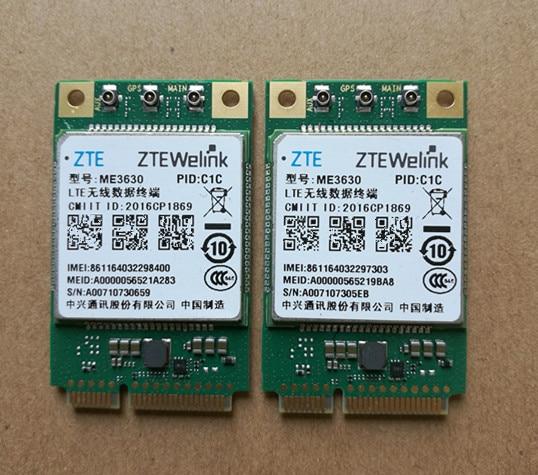 ME3630 PID C1C Mini Pcie ZTE LTE 100% New&Original LTE CAT4 TD-SCDMA WCDMA CDMA GSM  Free shipping