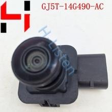 GJ5T-14G490-AC Original LED de Copia de seguridad de Visión Trasera Cámara Del Revés Del Coche Cámara de Visión Trasera de Aparcamiento Sistema De Radar Sensores