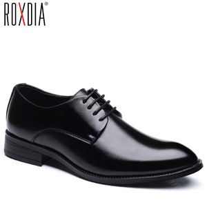 ROXDIA men wedding shoes micro