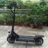 10 inch double suspension lithium battery wholesale 2400w motor china electric scooter for adults