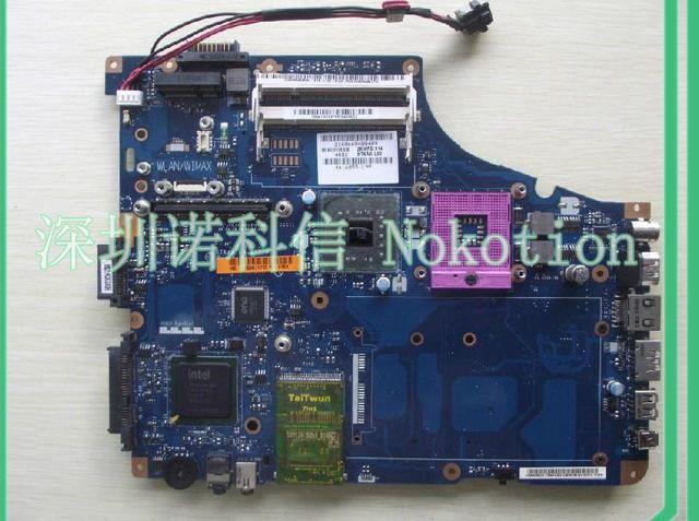 все цены на  KTKAA LA-4571P K000071720 Laptop Motherboard For toshiba satellite A350 Intel ddr2 with graphics slot Mainboard  онлайн