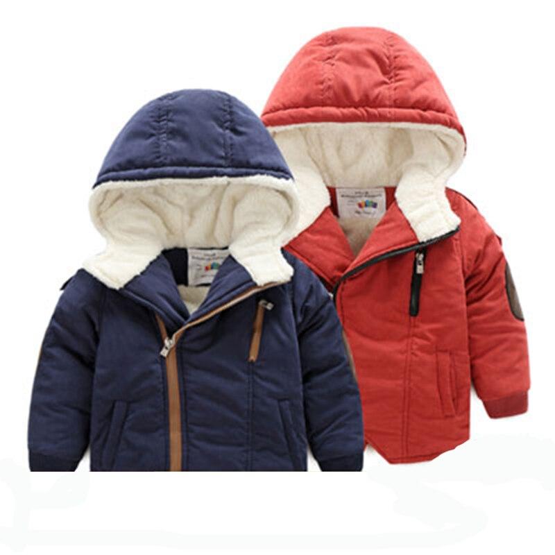 new style b0dcf 3e3e8 Giacca invernale per il ragazzo parka cappotti giacche ...