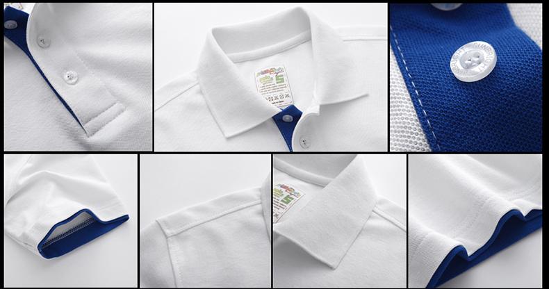 Plus Size XS-3XL Brand New Men's Polo Shirt High Quality Men Cotton Short Sleeve shirt Brands jerseys Summer Mens polo Shirts 39
