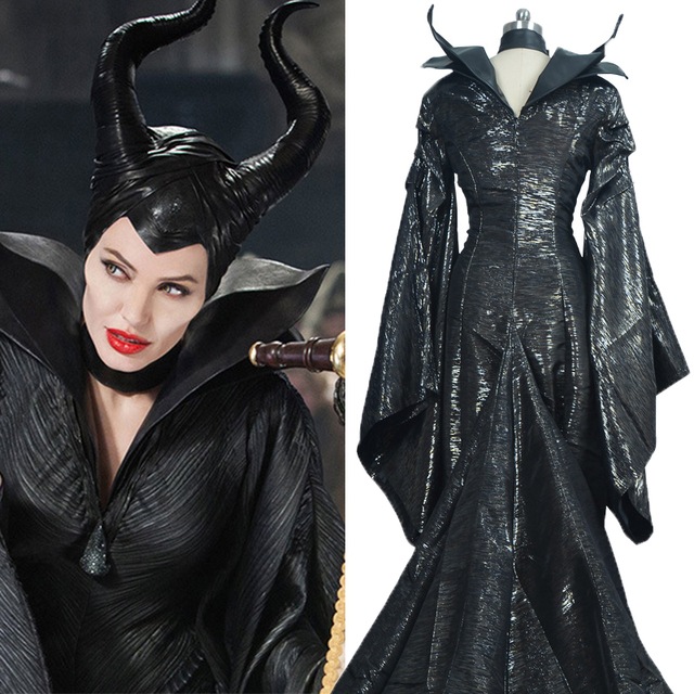 Maleficent Costumes Custom Made Dark Witch Maleficent ...