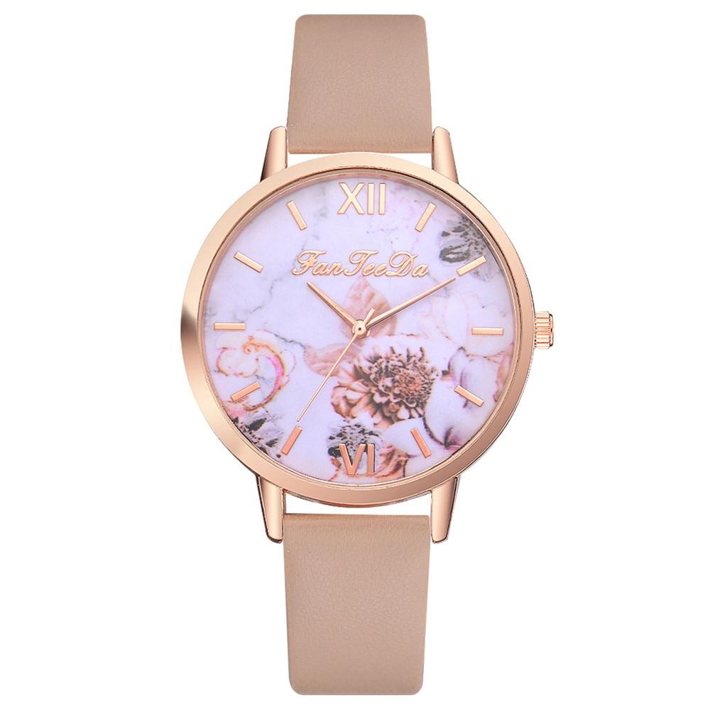 Watch Women 2019 Woman Hours Quartz Clock Duoya Fashion Women Girls Ladies Fashion Jewelry Watches Bracelet WristWAtches New