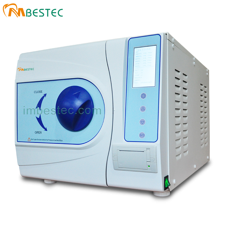 NEW 23L Vacuum Steam Dental Medical Autoclave Sterilizer FREE SHIPPING