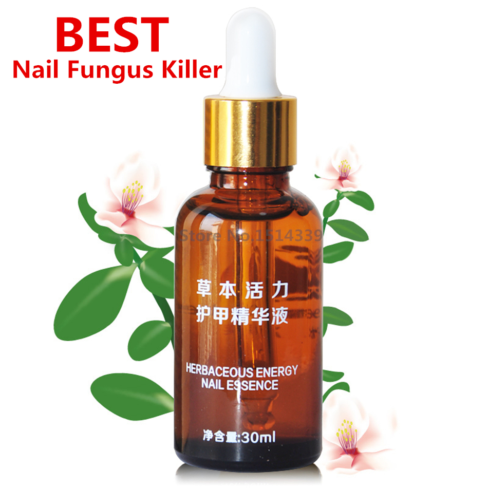 2016 New Fungal Nail Treatment Essence Nail and Foot Whitening Toe ...