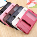 Luxury brand flip leather case for HTC Desire 816 book cover  view window  original pu support stand  phone cases men new lady