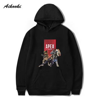 Aikooki Hoodie Apex Legends Hoodies Men Women Harajuku Sweatshirts Game Apex Legends Hoodies Men Cotton Sweatshirts Hoody 2
