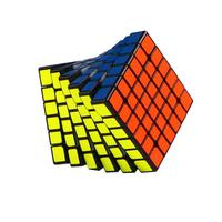 LeadingStar 6x6 Professional Magnetism Speed Magic Cube Brain Teaser Adult Releasing Pressure Speed Cube Puzzle Toy zk30