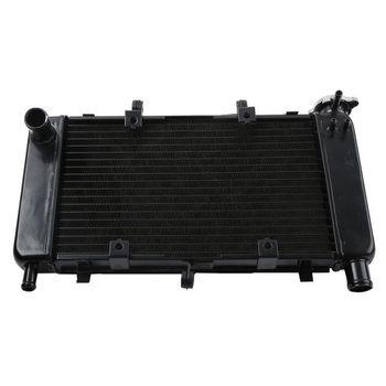 цена на Motorcycle Radiator Cooler Cooling For Yamaha FZ600 FZ6 FZ6N FZ6S 2004-2010