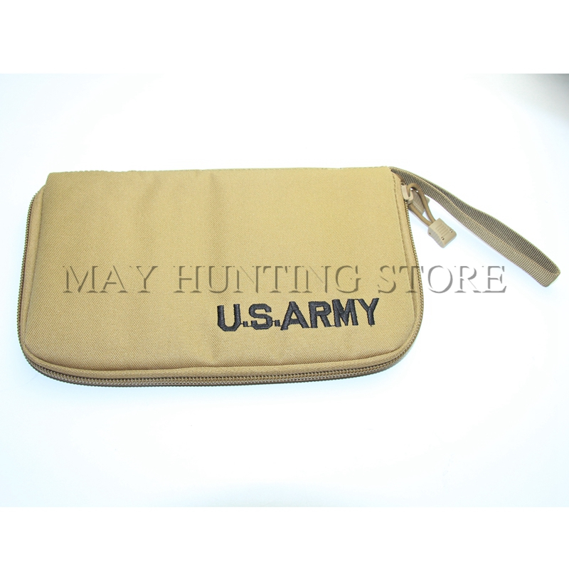 Tactical Holster Nylon Pistol Bag Case Belt Gun Holster Bag Pouch Army Clutch Bag Airsoft Shooting Accessories