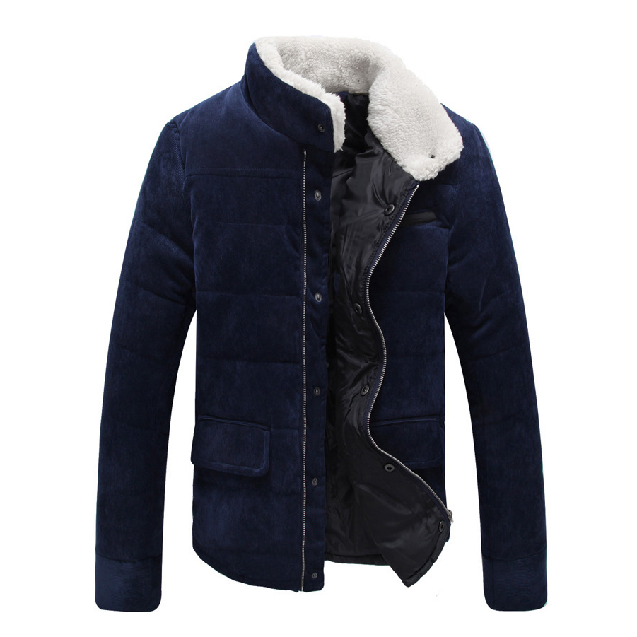 2017 Fashion Mens Jackets And Coats Fashion Hombre Winter ...