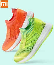 Xiaomi Fashion childrens mesh sneakers Dry breathable Slow shock Child Summer lightweight casual shoes