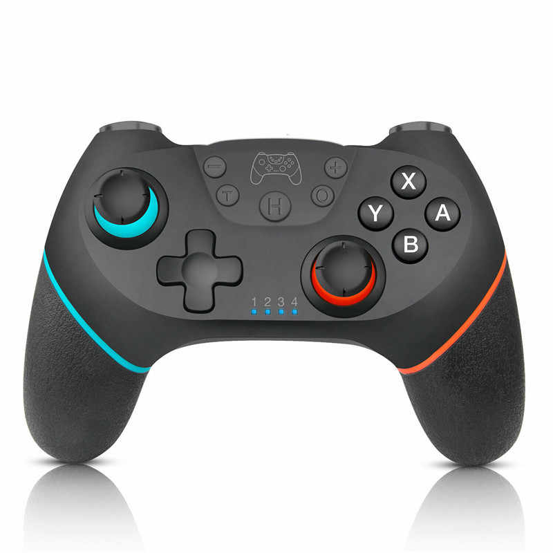 Wireless Game Controller For Switch Pro Bluetooth Gamepad Joypad Console Controller For Nintendo Compatible With The Switch Host