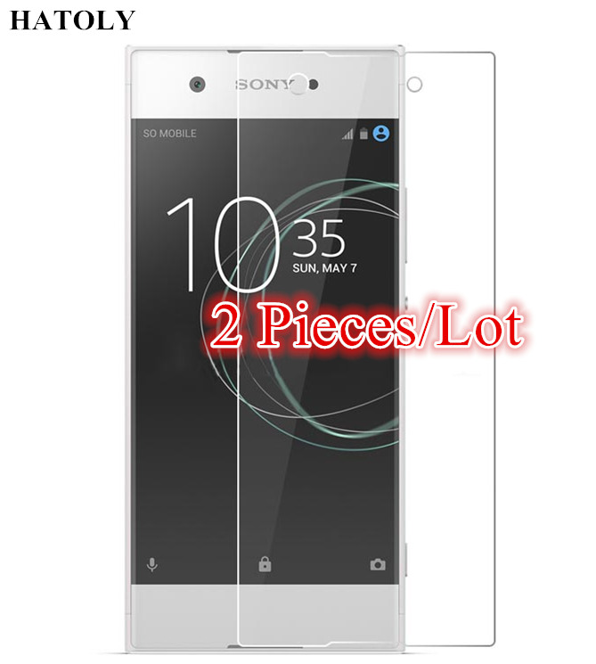 For Glass Sony Xperia XA1 Plus Tempered Glass for Sony Xperia XA1 Plus Screen Protector for Sony Xperia XA1 Plus Glass HD Film