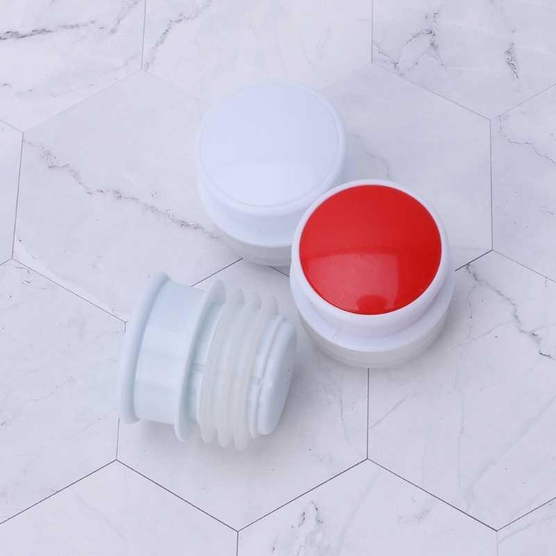 Anti-aging Food Grade Silicone Thermos Plug Cap Fermacorda e ganci Bottiglia Coperchio di Ricambio Bollitore Parti