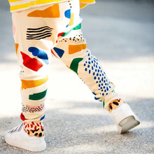 spring&autumn Lovely cotton children pants newborn Baby boy baby girl clothing 0-3 year