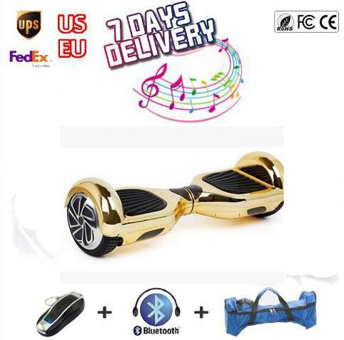 ul hot wholesale font b hoverboard b font electric scooter 6 5 inches two wheels hover