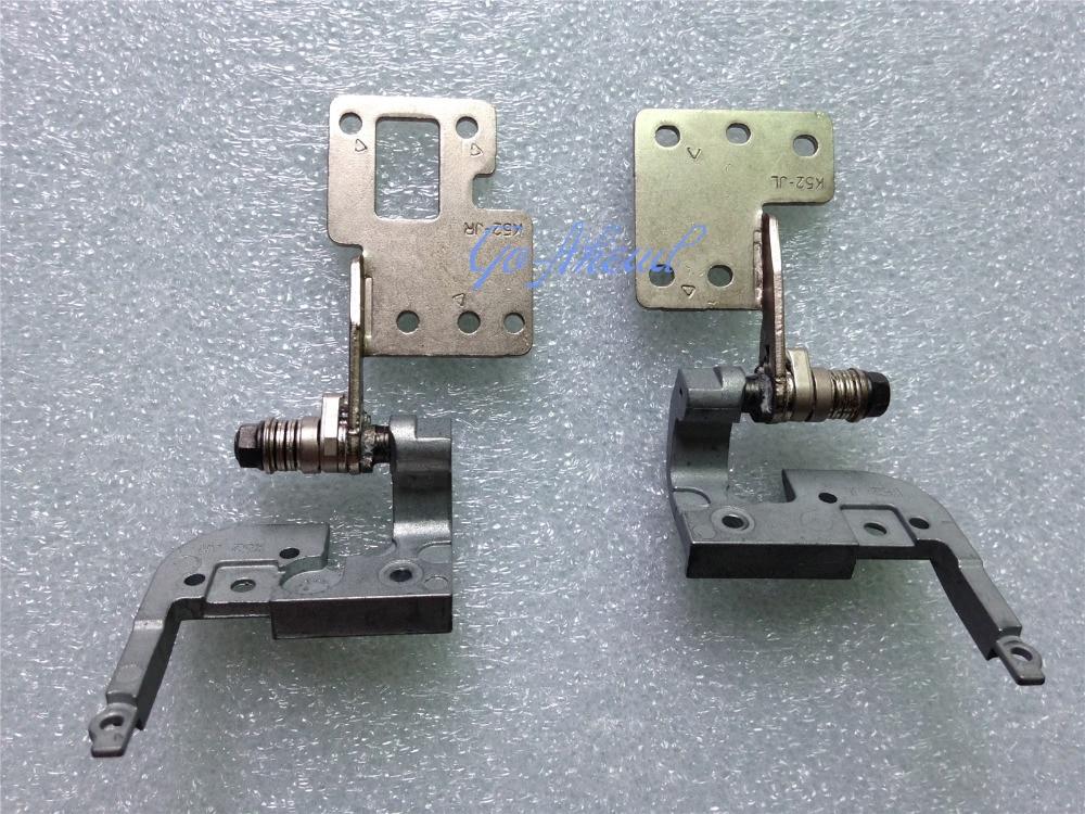 New LCD Hinges Bracket For ASUS K52 K52D K52Dr K52F K52J K52JB K52JC K52JE K52JK K52JR K52JU K52JT K52N A52 A52F A52JB A52JC X52