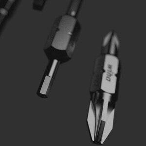 Image 2 - Youpin Wiha 26 In 1 Schroevendraaier Kit Met Verborgen Tijdschrift Ontwerp Precisie Chroom Vanadium Staal Dual end Bits