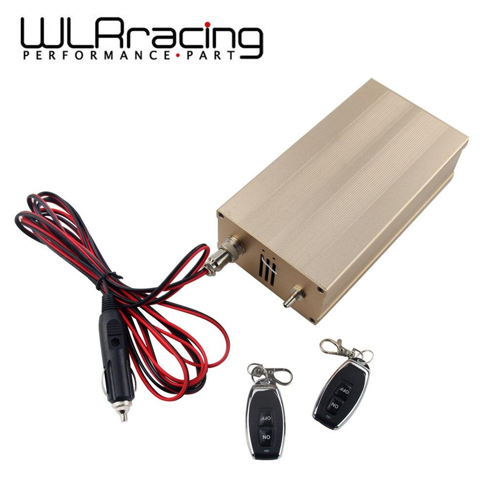 WLR RACING-Contrôle Soupape D'échappement/Découpe Sans Fil À Distance Contrôleur Commutateur WLR-ECV-ACC03