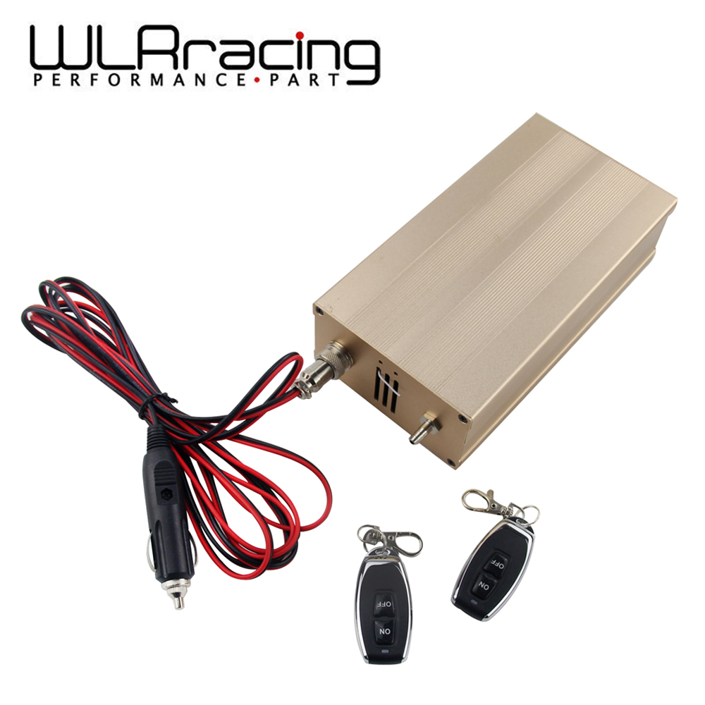 WLR RACING - Control Exhaust Valve/Cutout Wireless Remote Controller Switch WLR-ECV-ACC03 недорго, оригинальная цена