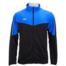 Oryginalna TSP Odzież do tenisa stołowego dla mężczyzn i kobiet Odzież T-SHIRT Koszulka z krótkim rękawem ping pong Jersey Sport koszulki tanie tanio Pasuje do rozmiaru Weź swój normalny rozmiar