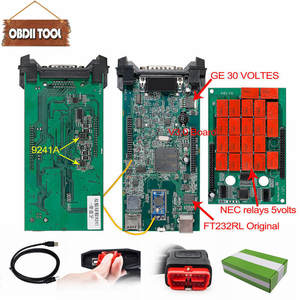 V3.0 PCB Nec Relays cdp tcs bluetooth 2016.R0 Keygen diagnostic tool same as wow  mvd Multidiag  Auto Scanner For Car Truck