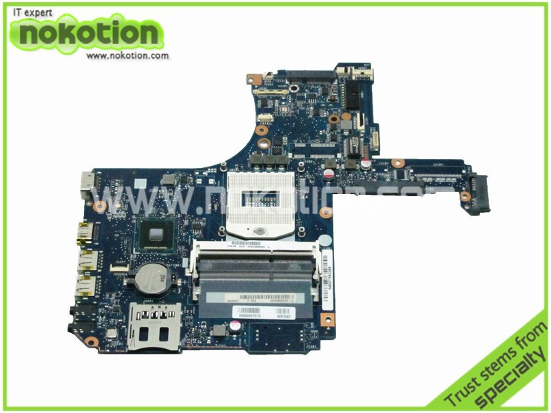 laptop motherboard for toshiba satellite S55T main board hm86 DDR3 H000067070 nokotion sps t000025060 motherboard for toshiba satellite dx730 dx735 laptop main board intel hm65 hd3000 ddr3