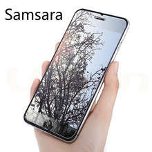 9H 2.5D Anti-Explosion Tempered Glass for iphone 5 6 6S 7 8Plus Screen Protector For iPhone 6 7 8 X Film Arc Oleophobic Coatin