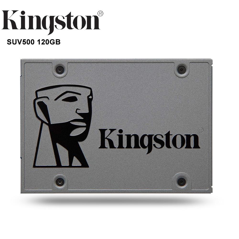 Kingston SSD 120 gb disque dur à semi-conducteurs interne SATA3 2.5