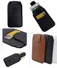 5.5 inch PU Lederen Telefoon Zakje Voor HTC Desire 830 828 10 lifestyle/EEN X10/U11 Plus/ 825/728 Vernee MIX 2 Ulefone Mix 2 zak