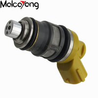 Car Styling For 100 Working 6pcs Lot 650cc Sard Side Feed Fuel Injectors For 1993 98