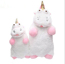 Cartoons anime  plush toys Despicable Me unicorn plush toy doll children's toys birthday gifts Christmas gifts free shipping